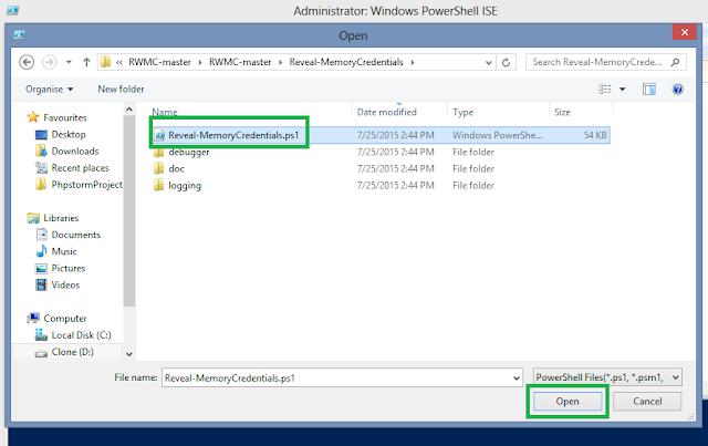 How to hack Windows password using Powershell | Blog of Gabriel