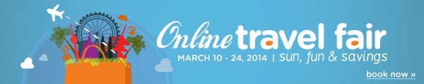 LivingSocial Asia Online Travel Fair