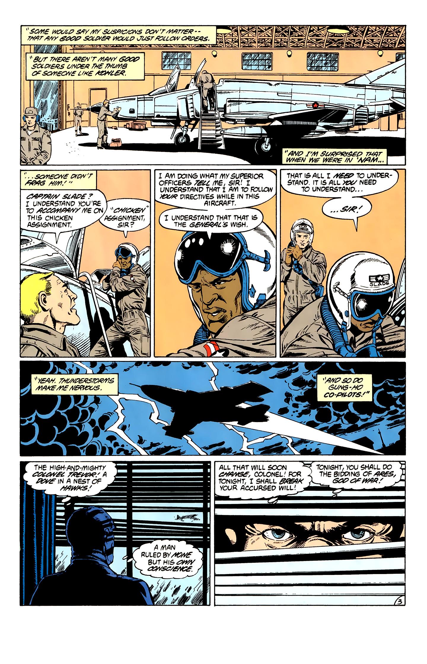 Read online Wonder Woman (1987) comic -  Issue #2 - 4