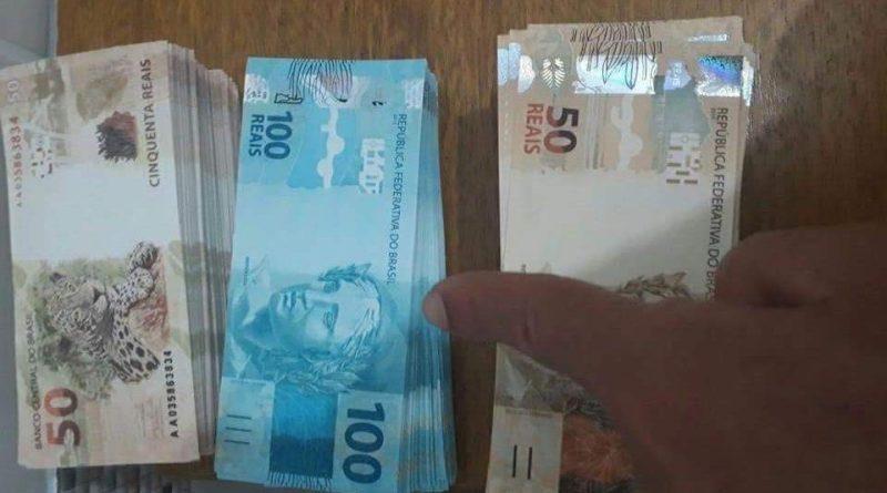 90e6715eb8c4 Venda de dinheiro e cartão de crédito fakes são anunciados em grupos  whatsapp de Altamira
