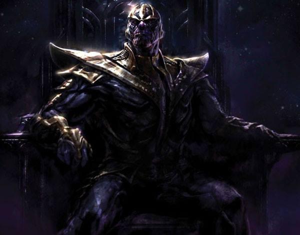 Câu chuyện Về Nhân  Vật Thanos trong Marvel