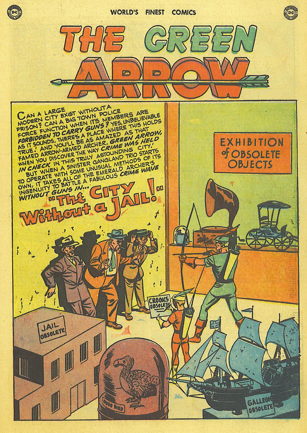 Read online World's Finest Comics comic -  Issue #49 - 18