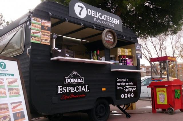 I Expo Food Trucks Nuevos Ministerios