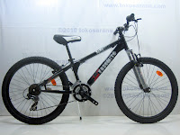 1 Sepeda Gunung UNITED YOSEMITE HAWK 24 Inci