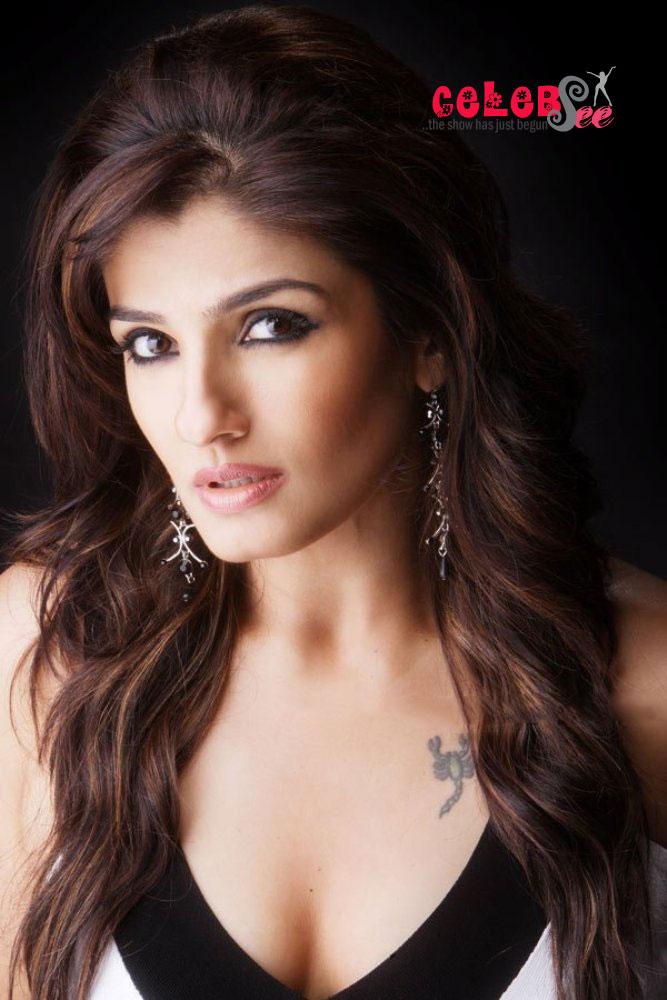 Celebsview Indian Actress Raveena Tandoncelebsview-1389