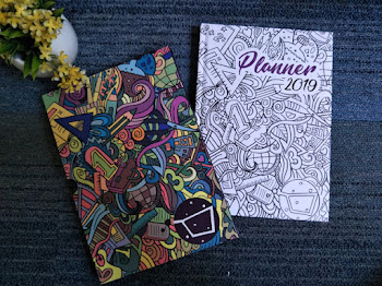Doodle Planner 2019 Giveaway
