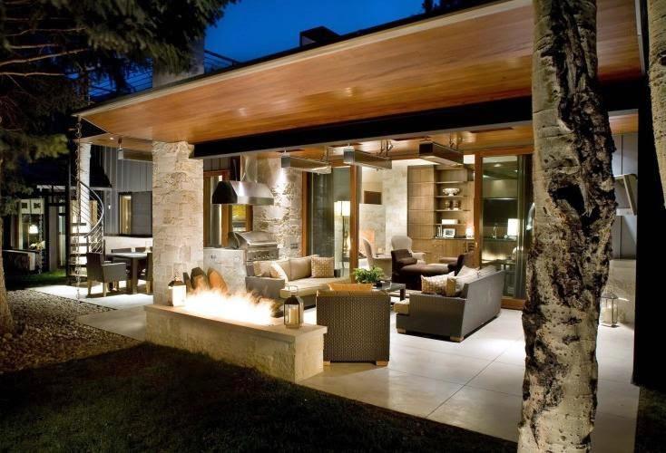 Modern Open Concept House Plans