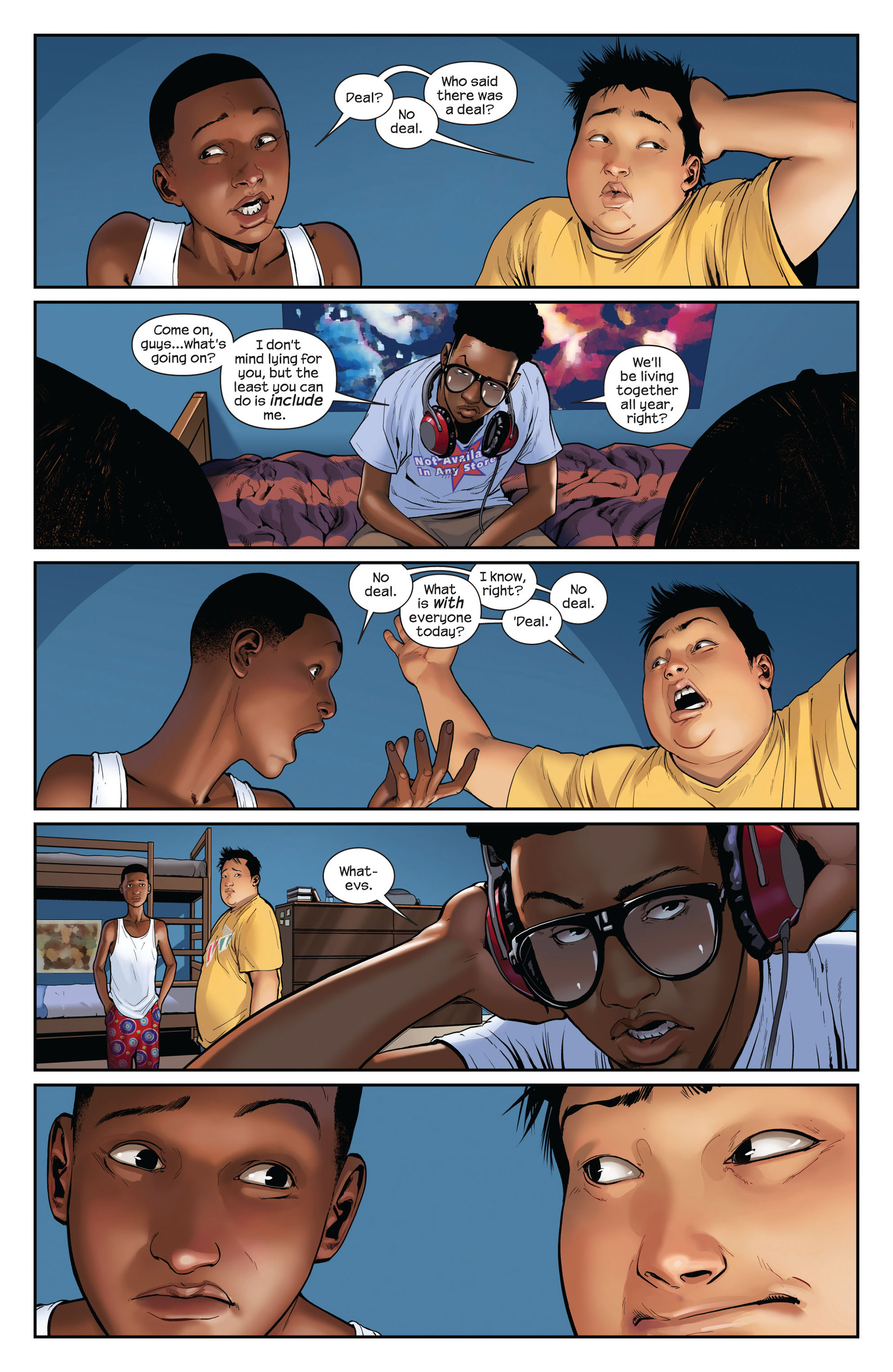 Read online Ultimate Comics Spider-Man (2011) comic -  Issue #9 - 17