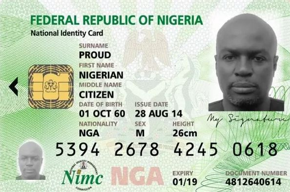 NIMC National ID Card: Check If Your ID Card is Ready, Sept 2011 – May 2017 Enrollment