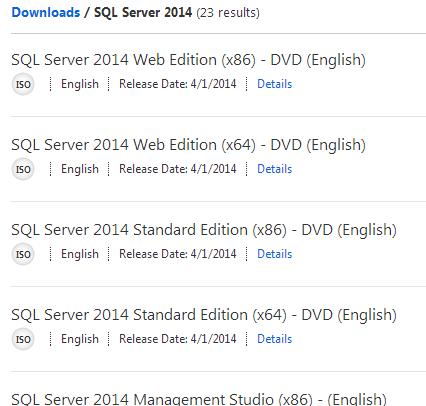 Travis Gan: SQL Server 2014 RTM Release!