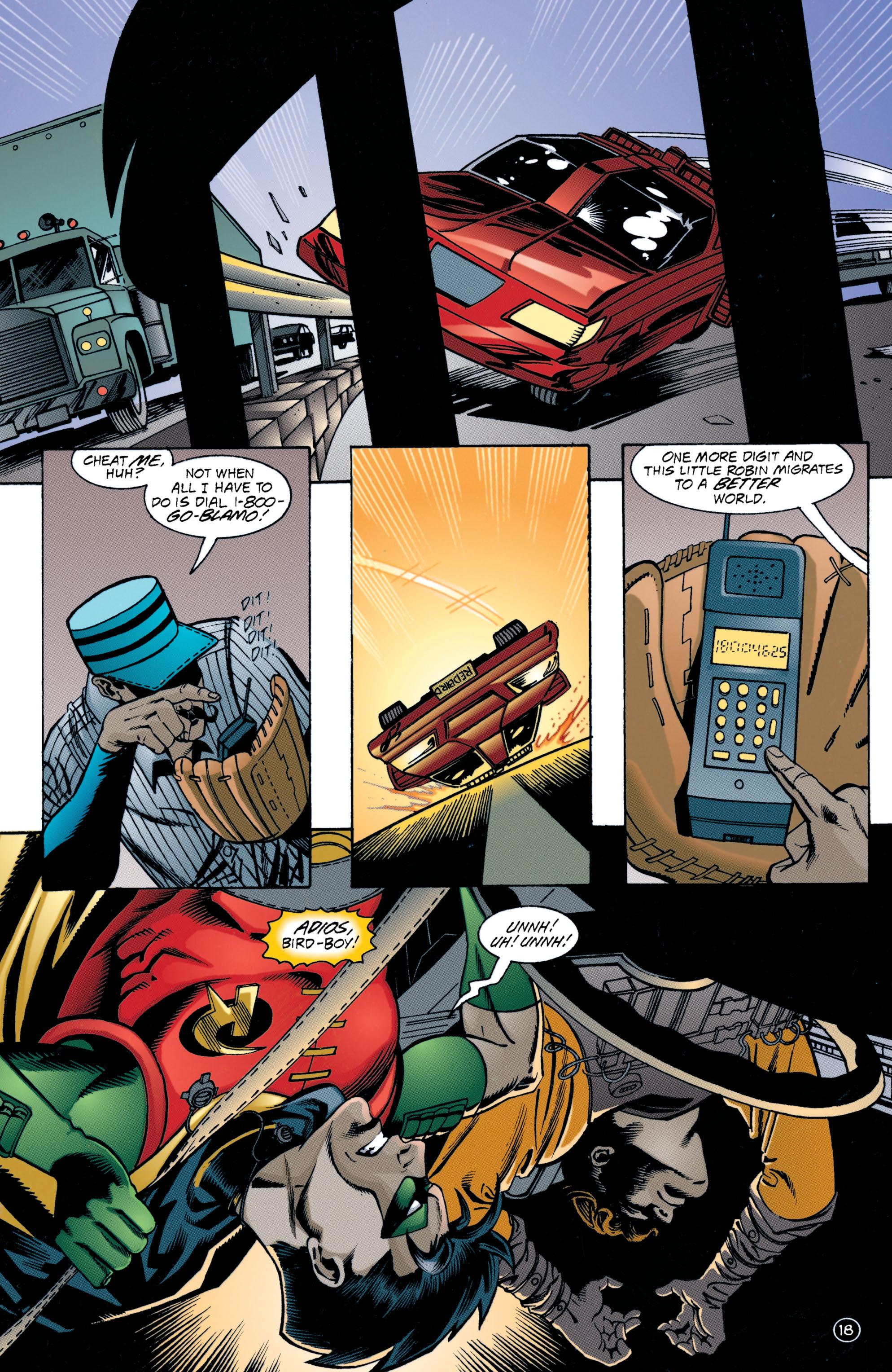 Detective Comics (1937) 707 Page 18