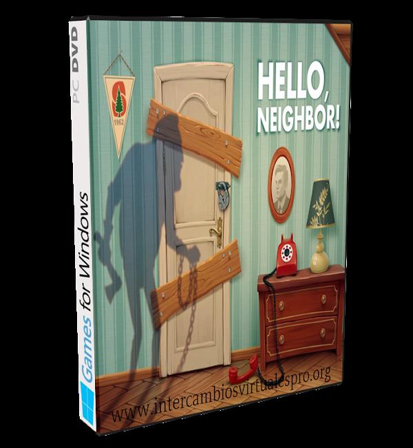 DESCARGAR Hello Neighbor Alpha 1 & 2, juegos pc