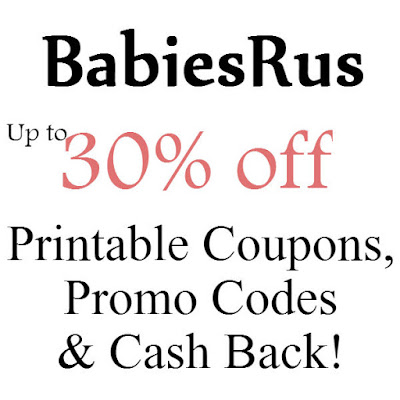 BabiesRUs Printable Coupons January 2016, February 2016