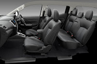 Mitsubishi L200 / Triton Double Cab (2019) Interior