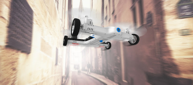 Syma X19W Quadcopter With Camera