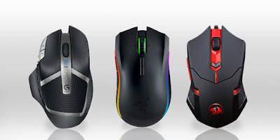 Own a high tech Gaming Mouse? Put to a more productive use in creating Videos and Photo editing