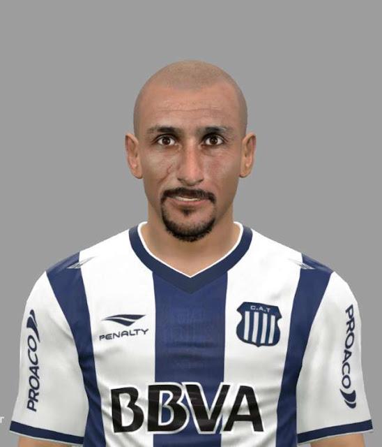 Pablo Guiñazú Face PES 2017