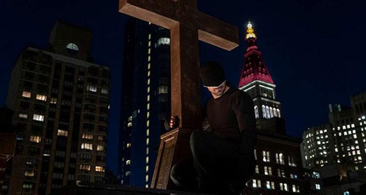 Matt Murdock deja de lado su traje de Daredevil en la 3ª temporada de la serie de Netflix