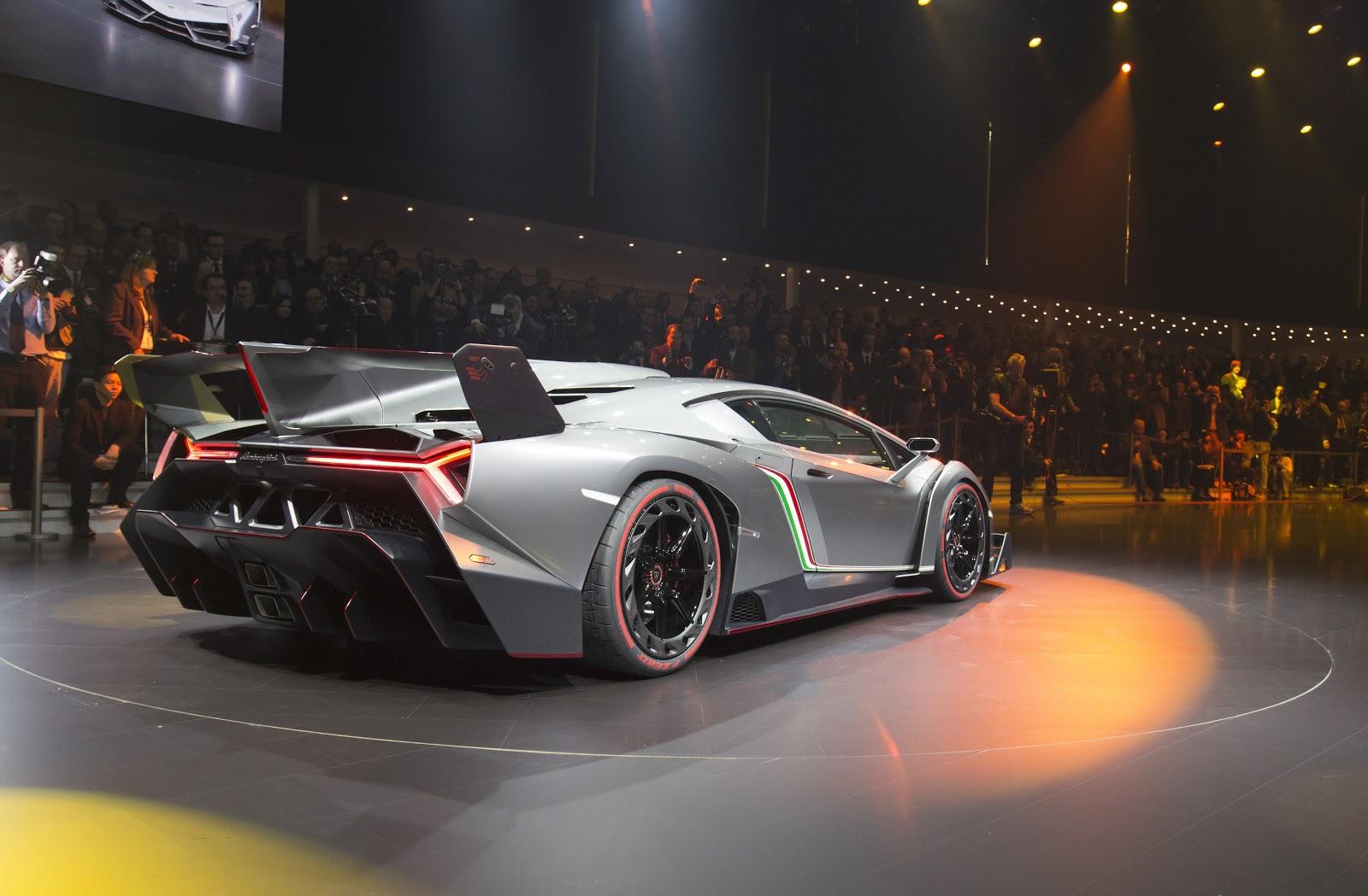 lamborghini launches veneno super sports car | philippine car news