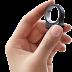 Joyería y tecnología unidos en un anillo.