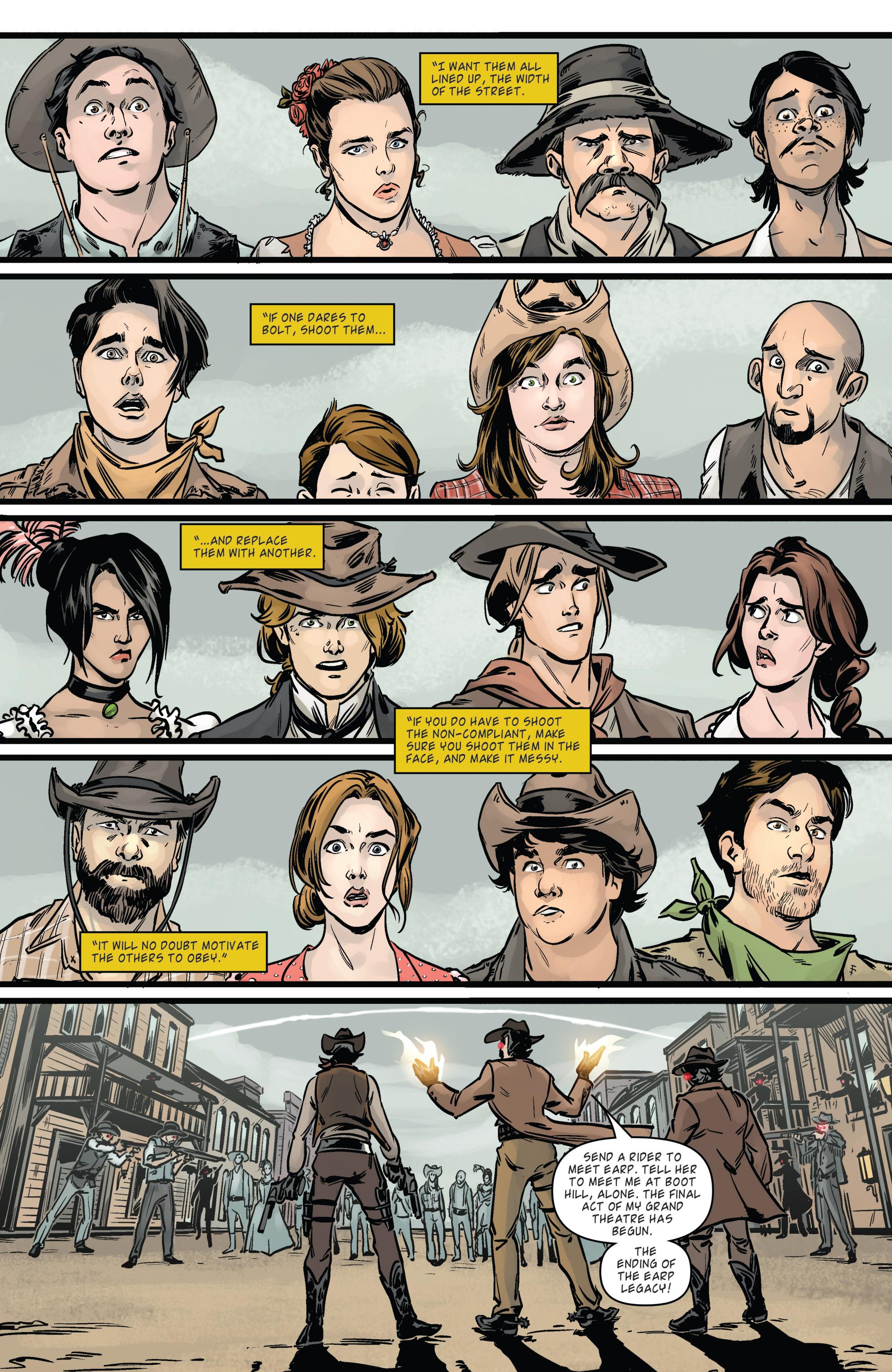 Read online Wynonna Earp (2016) comic -  Issue #6 - 7