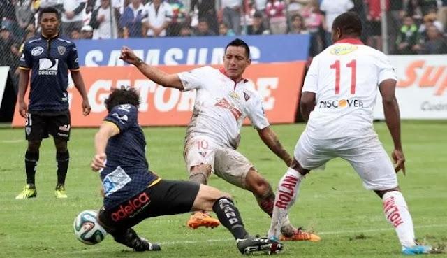 Independiente del Valle vs Liga de Quito en vivo