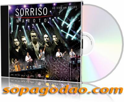 Sorriso Maroto – Ao Vivo em Recife (Áudio DVD 2010)