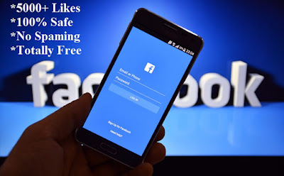 Need Facebook Likes?Comment Down & Get