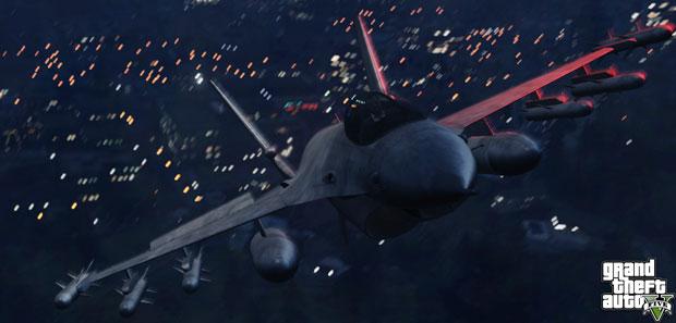 GTA 5 Jet Location