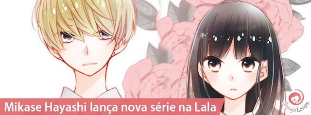 Mikase Hayashi lança nova série na Lala