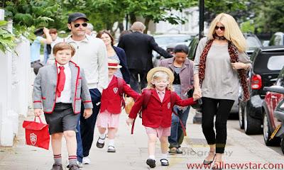 Claudia Schiffer Children's