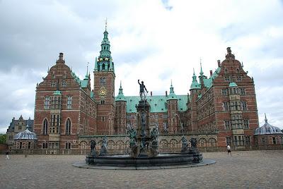 castello fredericksborg danimarca