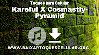 Toque para Celular Kareful X Cosmastly-Pyramid
