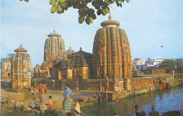 Evolution of Hindu Temples Architecture in Orissa