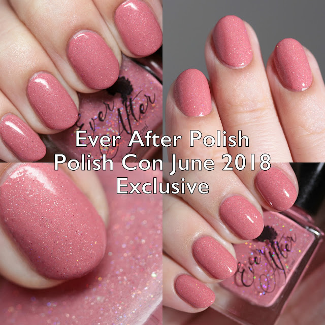 Ever After Polish Polish Con June 2018 Exclusive