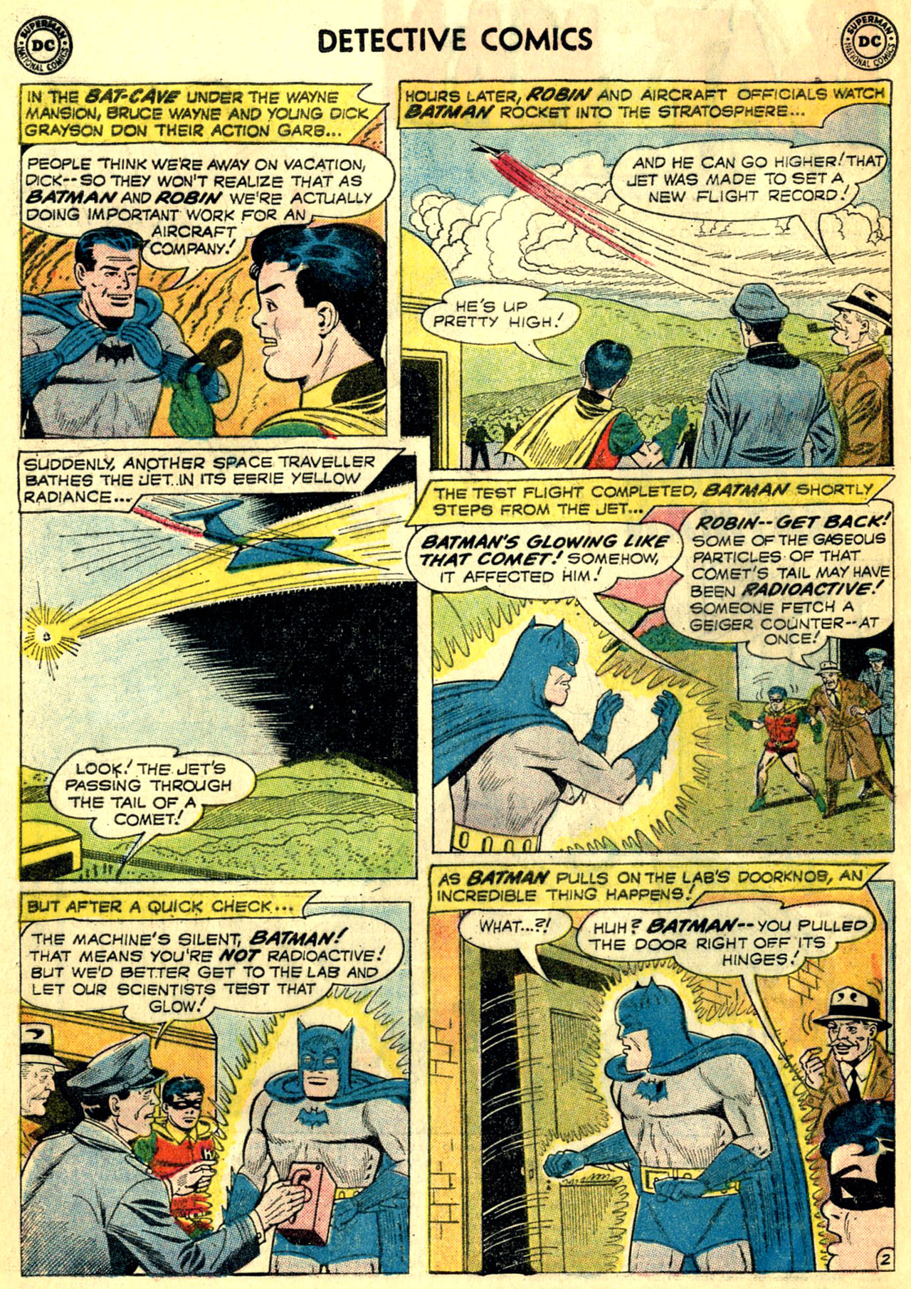 Read online Detective Comics (1937) comic -  Issue #268 - 4
