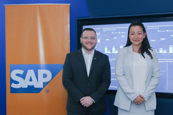 SAP launches the SAP Digital Boardroom in the Philippines