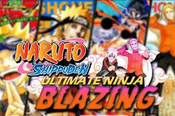 Ultimate Ninja Blazing MOD APK+DATA v2.21.2 Full MOD Hack Android!
