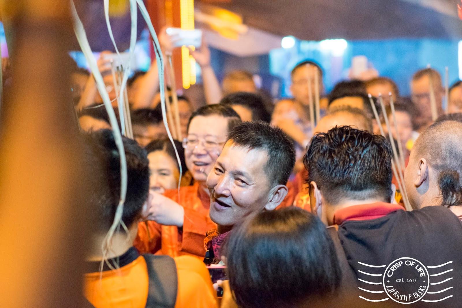 Chew Jetty Jade Emperor Festival