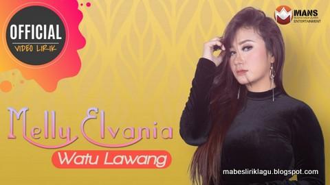 Melly Elvania - Watu Lawang