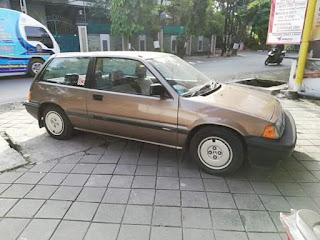 Dijual Civic Wonder SB3 habis kalah Nyaleg😂✌