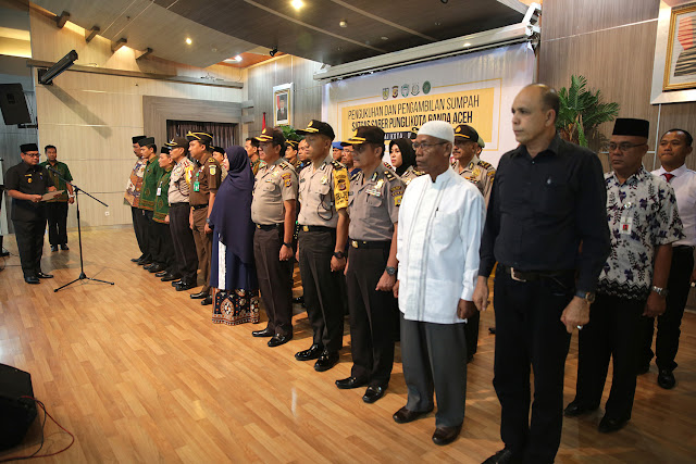 Banda Aceh Miliki Satgas Saber Pungli
