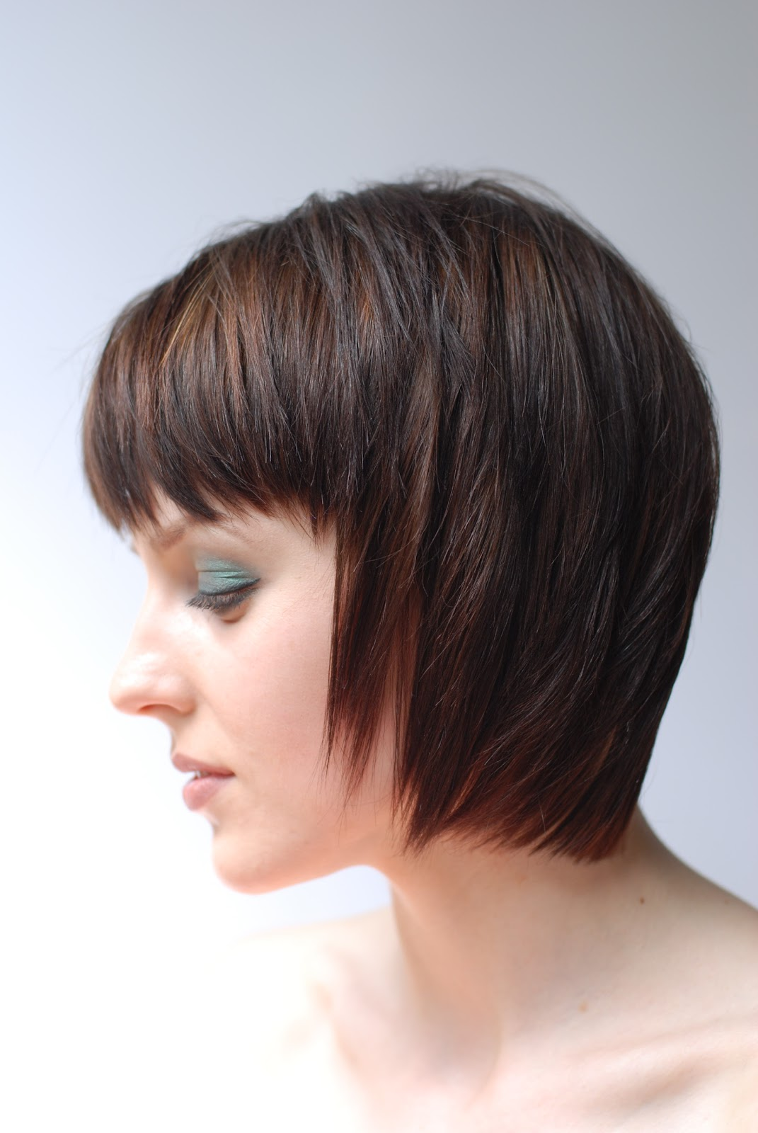 Kafgallery Celebrity Short Modern Bob Hairstyles For 2012