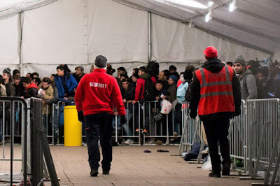 Tasnád, Partium, migránsok, menekültválság, szír menekültek, petre toba