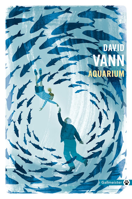 Aquarium - David Vann - traduit de l'américain par Laura Derajinski - Collection Totem - Editions Gallmeister - sortie le 05 avril 2018