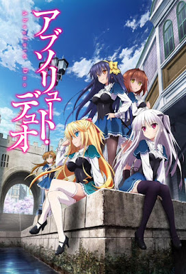 [Review Anime] Absolute Duo