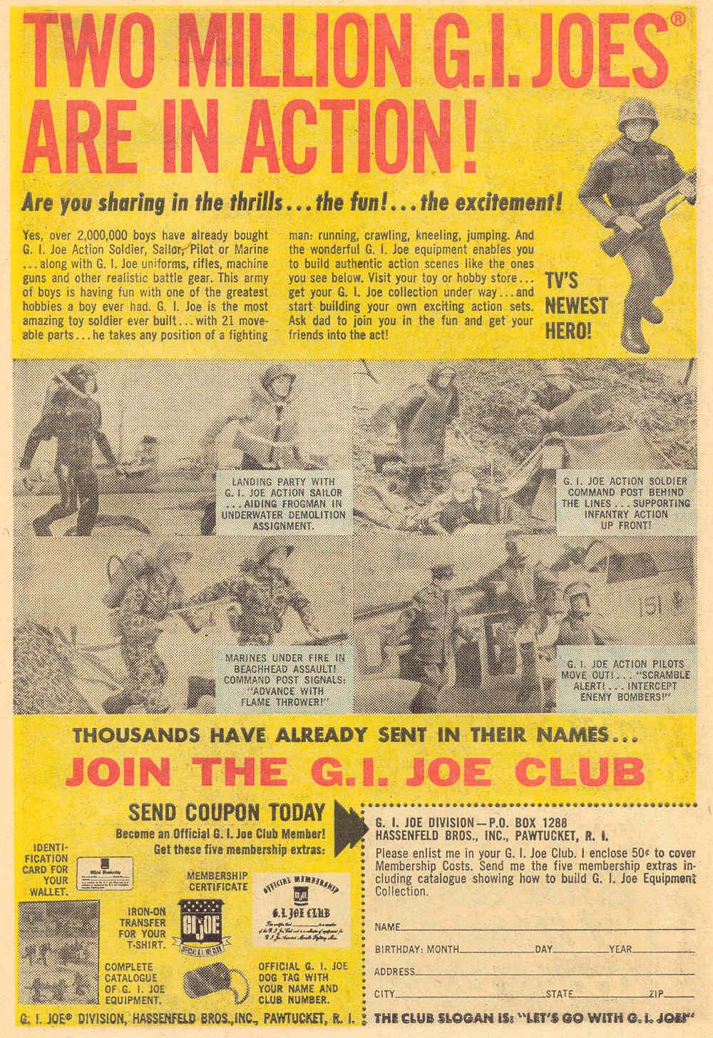 Strange Adventures (1950) issue 176 - Page 23