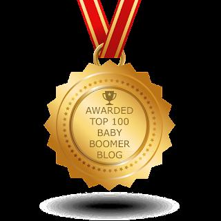 Baby Boomer Lola's Award