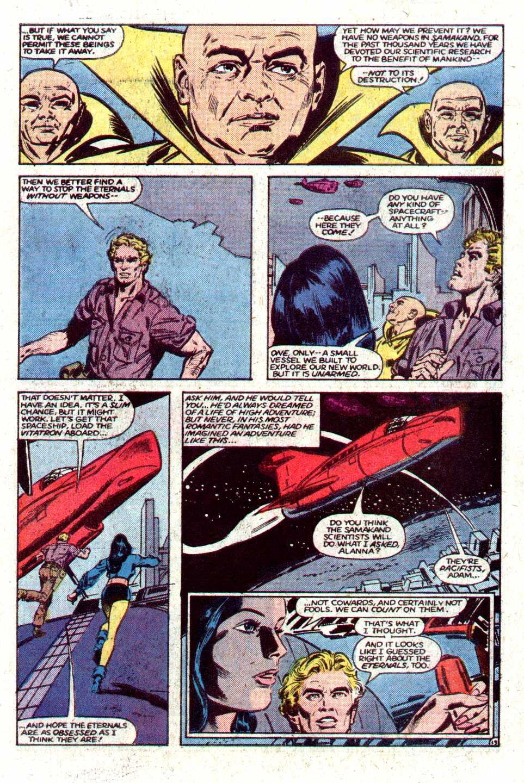 Read online Secret Origins (1986) comic -  Issue #17 - 14