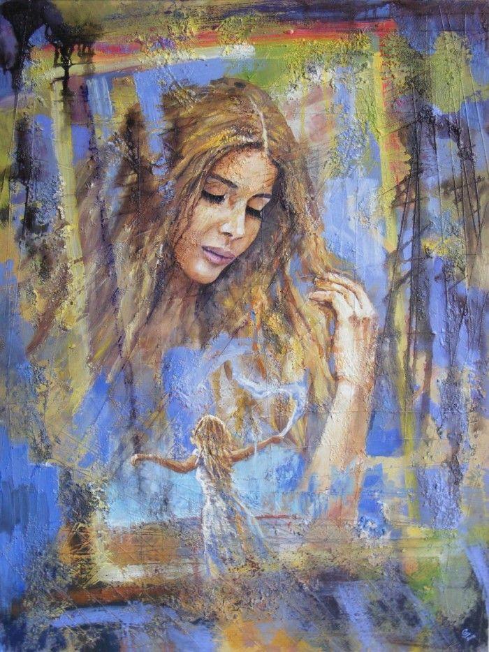 Сербский художник-самоучка. Ivan Grozdanovski